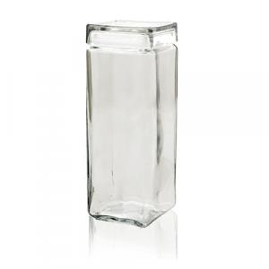 Vorratsglas Glas stapelbar
