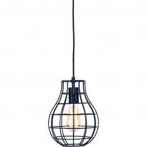 Hanglamp Zwart Pittsburgh