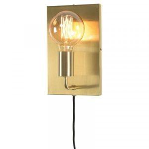 Wandlamp Madrid Goud