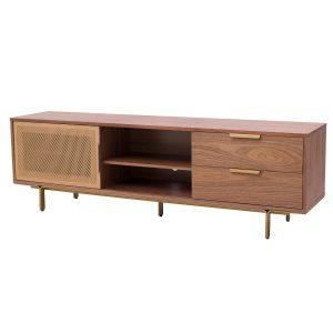 TV meubel 180 cm Gold Finn