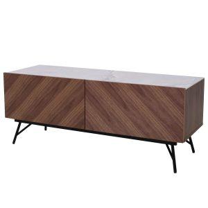 TV-meubel 120 cm Visgraat Stan